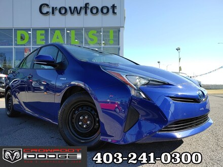 2018 Toyota Prius HYBRID AUTOMATIC Hatchback