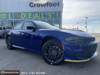 New 2021 Dodge Charger GT Sedan 2C3CDXMG8MH554054 near Airdrie, AB