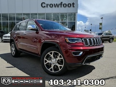 New 2019 Jeep Grand Cherokee Limited SUV 1C4RJFBG3KC788159 Calgary, AB