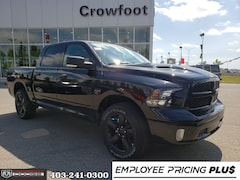 New 2019 Ram 1500 Classic SLT Truck Crew Cab for sale in Calgary, AB