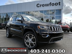 New 2019 Jeep Grand Cherokee Limited SUV 1C4RJFBGXKC788157 for sale in Calgary, AB