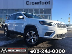 New 2020 Jeep Cherokee Limited SUV 1C4PJMDX2LD553787 for sale in Calgary, AB