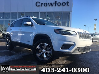 New 2020 Jeep Cherokee Limited SUV 1C4PJMDX2LD553787 near Airdrie, AB