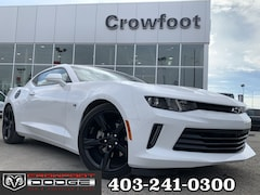 Used 2018 Chevrolet Camaro LT