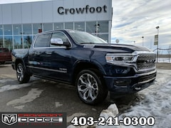 New 2020 Ram 1500 Limited Truck Crew Cab 1C6SRFHT0LN191837 for sale in Calgary, AB