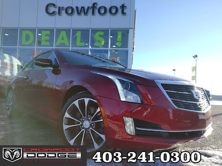2015 Cadillac ATS 3.6L PREMIUM AUTOMATIC AWD Coupe
