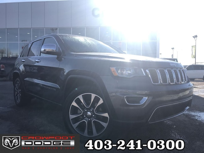 0a49b5bc6ac Used 2018 Jeep Grand Cherokee LIMITED WITH SUNROOF   20