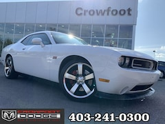 Used 2011 Dodge Challenger SRT8 AUTOMATIC WITH LEATHER & NAV Coupe 2B3CJ7DJ2BH519072 for sale in Calgary, Alberta