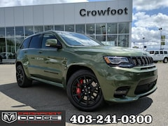 New 2019 Jeep Grand Cherokee SRT 'BLOW OUT' SUV 1C4RJFDJ3KC774688 for sale in Calgary, AB