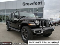 New 2020 Jeep Gladiator Overland Truck Crew Cab for sale in Calgary, AB