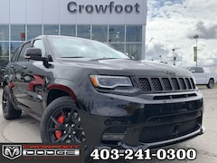 New 2019 Jeep Grand Cherokee SRT SUV 1C4RJFDJ6KC647272 for sale in Calgary, AB