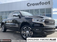 New 2020 Ram 1500 Limited Truck Crew Cab for sale in Calgary, AB