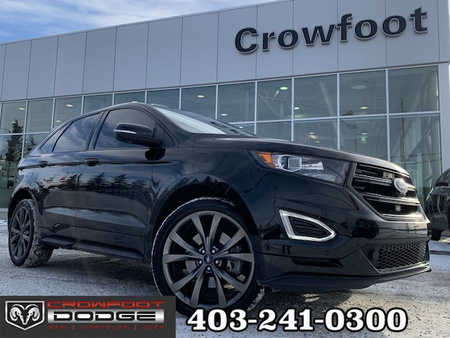 Used 2016 Ford Edge SPORT