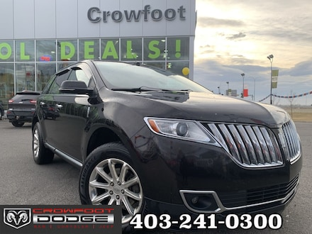 Featured used 2013 Lincoln MKX LIMITED