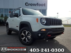 New 2019 Jeep Renegade Trailhawk SUV ZACNJBC10KPK44826 for sale in Calgary, AB