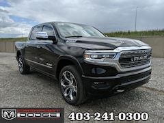 New 2020 Ram 1500 Limited Truck Crew Cab 1C6SRFHT1LN108786 for sale in Calgary, AB