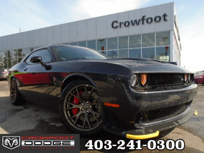 Used 2017 Dodge Challenger For Sale In Calgary Ab Nnear Airdrie