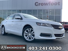 Used 2016 Chevrolet Impala LT AUTOMATIC SEDAN Sedan 2G1115S34G9139949 for sale in Calgary, Alberta