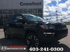 Used 2018 Jeep Compass TRAILHAWK