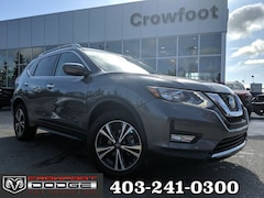 Used 2019 Nissan Rogue SV WITH SUNROOF AWD SUV 5N1AT2MV2KC713458 for sale in Calgary, Alberta