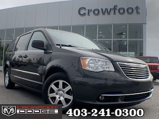 Clearance 2011 Chrysler Town & Country TOURING WITH NAV & REAR DVD Van for sale in Calgary, AB