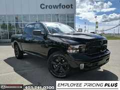 New 2019 Ram 1500 Classic Express Truck Crew Cab for sale in Calgary, AB