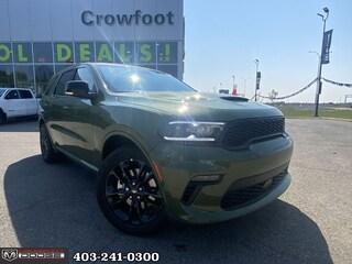 New 2021 Dodge Durango R/T All-Wheel Drive 1C4SDJCTXMC716109 near Airdrie, AB