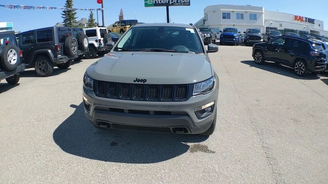 New 2019 Jeep Compass For Sale In Calgary Ab Near