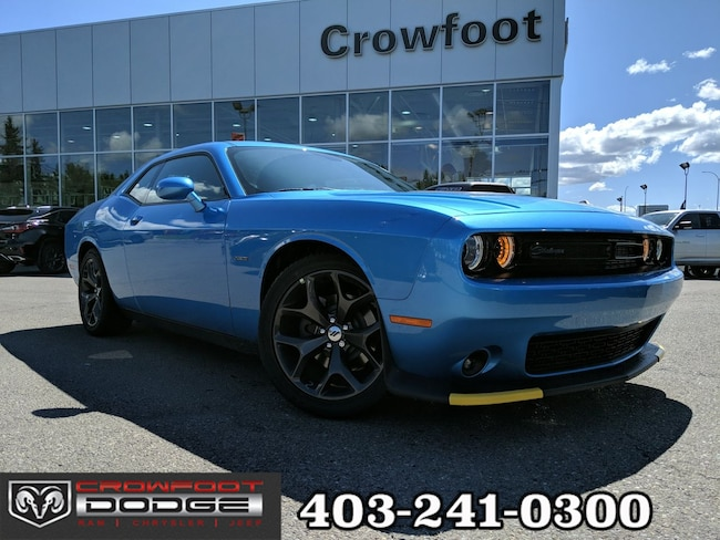 New 2019 Dodge Challenger R/T Coupe Calgary, AB