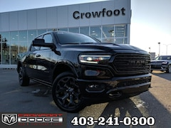 New 2020 Ram 1500 Limited Truck Crew Cab 1C6SRFHT4LN161756 for sale in Calgary, AB