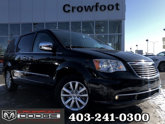 Used 2015 Chrysler Town & Country LIMITED