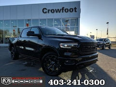 New 2020 Ram 1500 Limited Truck Crew Cab 1C6SRFHT9LN161753 for sale in Calgary, AB