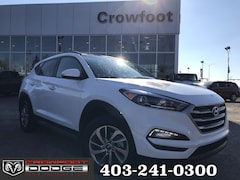 Used 2018 Hyundai Tucson 2.0 SE WITH LEATHER & SUNROOF AWD SUV KM8J3CA42JU723112 for sale in Calgary, Alberta