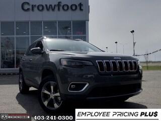 New 2020 Jeep Cherokee Limited SUV 1C4PJMDX4LD553788 near Airdrie, AB