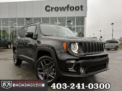 New 2019 Jeep Renegade High Altitude SUV ZACNJBB11KPK37949 Calgary, AB