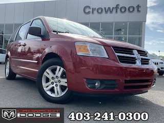 Clearance 2008 Dodge Grand Caravan SXT WITH STOW'N'GO Van for sale in Calgary, AB
