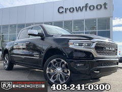 New 2020 Ram 1500 Limited Truck Crew Cab 1C6SRFHTXLN108785 for sale in Calgary, AB