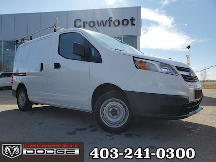 Featured used 2017 Chevrolet City Express LS AUTOMATIC CARGO VAN Van for sale in Calgary, AB