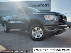 New 2020 Ram 1500 Big Horn North Edition Truck Quad Cab for sale in Calgary, AB