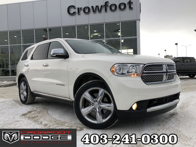 Used 2011 Dodge Durango CITADEL WITH HEMI
