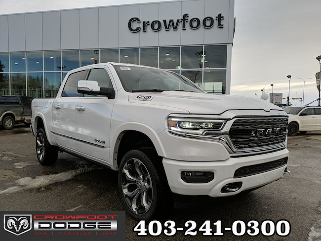 New 2020 Ram 1500 Limited Truck Crew Cab Calgary, AB