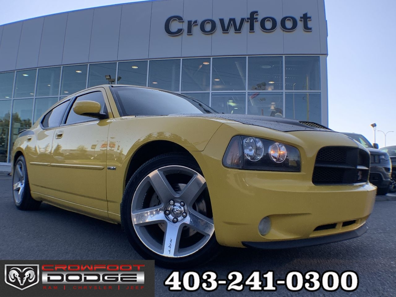 2006 Dodge Charger R/T DAYTONA LIMITED EDITION