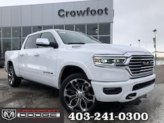 New 2020 Ram 1500 Limited Truck Crew Cab 1C6SRFHM0LN257005 for sale in Calgary, AB