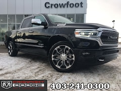 New 2020 Ram 1500 Limited Truck Crew Cab 1C6SRFHM5LN261552 for sale in Calgary, AB