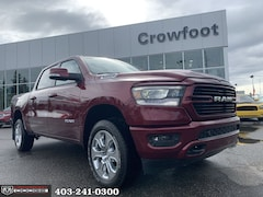 New 2020 Ram 1500 Big Horn North Edition Truck Crew Cab for sale in Calgary, AB