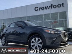 Used 2017 Mazda CX-3 GX AUTOMATIC AWD SUV JM1DKFB76H0167144 for sale in Calgary, Alberta