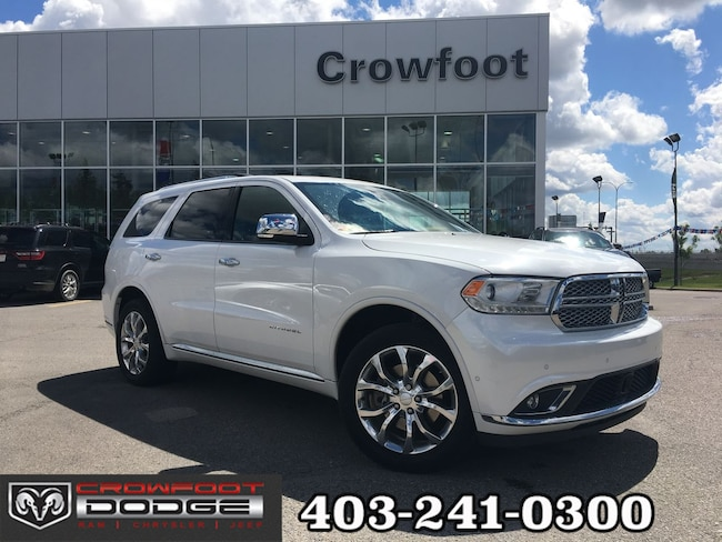 Used 2018 Dodge Durango CITADEL WITH HEMI
