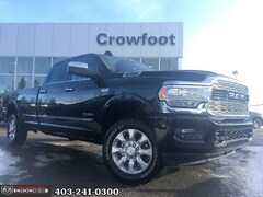 New 2019 Ram New 3500 Limited Truck Crew Cab for sale in Calgary, AB