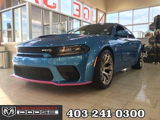 New 2020 Dodge Charger SRT Hellcat Widebody 50th Anniversary #428 of 501 Sedan 2C3CDXL94LH122448 near Airdrie, AB