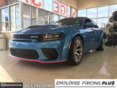 New 2020 Dodge Charger SRT Hellcat Widebody 50th Anniversary #428 of 501 Sedan for sale in Calgary, AB